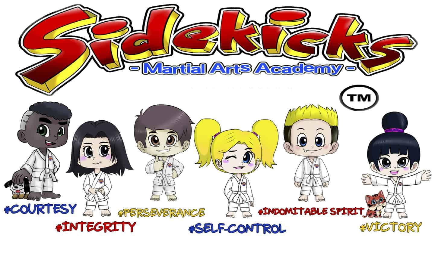 Contact Sidekicks Martial Arts Academy