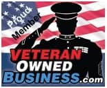 Proud Veteran Owned Business Member!